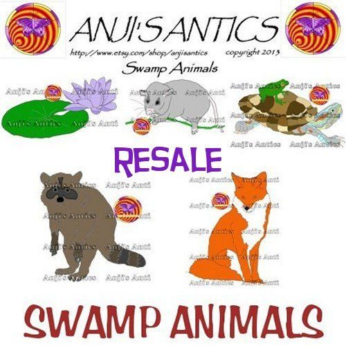 resale clipart swamp animals country graphics rh countrygraphics com Shop Resale Clip Art resale clipart license