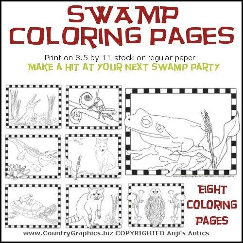 cajun coloring pages - photo#39