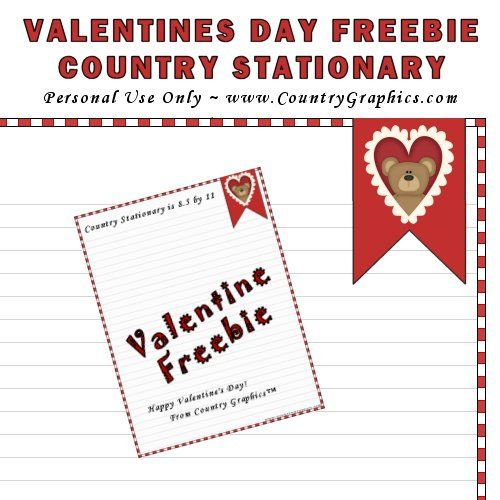 Home / FREEBIES / Valentines Day Freebies / Teddy Bear Valentine ...