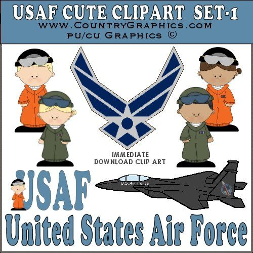 u s air force clipart graphics set 1 country graphics rh countrygraphics com air force clipart black and white air force clip art rank